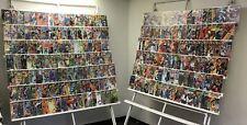 Superman Action Comics Dc 243 Lot Comic Book Comics Set Run Collection Box