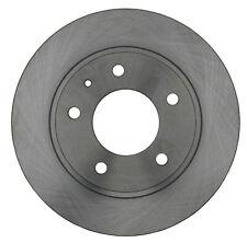 Disc Brake Rotor-Non-Coated Rear ACDelco Advantage 18A553A