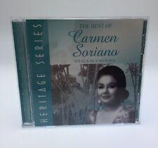 Heritage Series: The Best Of Carmen Soriano Maala-ala Mo Kaya Filipino Cd