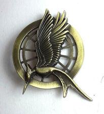"Hunger Games Catching Fire  2"" Metal Pin- FREE S&H (HGPI-01)"