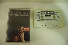 FRANCOISE HARDY K7 AUDIO TAPE CASSETTE.TIREZ PAS SUR L'AMBULANCE.MADE IN CEE.
