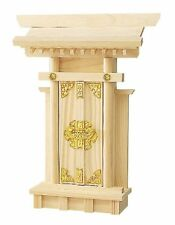 Houseware Miniature Kamidana Golden Ornament Ver Japanese Shinto Shrine F/S SB