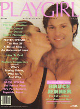 PLAYGIRL May 82 BRUCE CAITLYN JENNER Keeping Up With The Kardashians RON JEREMY