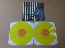 DAVID BOWIE Stage RCA VICTOR 1978 UK YELLOW VINYL PRESSING 2 x LP SET PL02913(2)