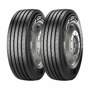 11R 22.5 Pirelli Truck Bus Tires Steer Trailer Commercial Heavy Duty 16Ply x 2