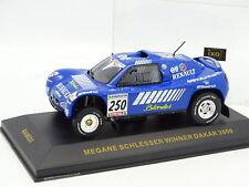 Ixo 1/43 - Renault Megane Schlesser Winner Dakar 2000 No.250