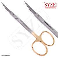Iris Gum Suture Scissors 11.5cm TC Surgical Ophthalmic Surgery Tissue Scissors