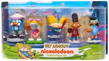 NickToons Hey, Arnold! Collector 3-Inch Figure 5-Pack