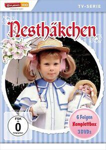 Nesthäkchen - Komplettbox [3 DVDs/NEU/OVP] Kinderserie nach Büchern von Else Ury