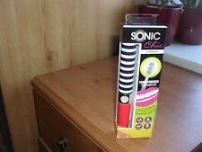 Sonic chic urban toothbrush..FREE UK POST