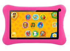 Kinder Tablet NCC® über 50 Lernspiele-Apps Eltern Kontrolle Android-4.2.2 Pink