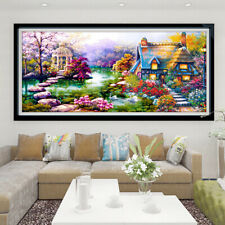 Large Lanscape 5D Full Drill Diamond Painting Embroidery Cross Stitch Kit Craft