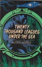 20,000 Leagues Under the Sea by Jules Verne NEW Paperback Book