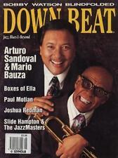 Arturo Sandoval Mario Bauza Downbeat Clipping