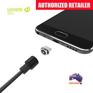 WSKEN Type-C Magnetic Charger/Charging X-Cable For Samsung/LG/HuaWei/XiaoMi/Vivo