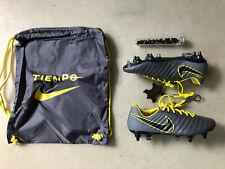 Nike tiempo legend 7 elite SG-pro ac, gris/amarillo, galerías