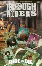 Rough Riders Ride or Die #2 Comic Book 2018 - Aftershock Comics