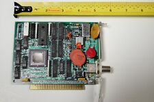 ISA Card LOC YU BNC Nertwork #1 Vtg Computer IBM PC IDE? XT AT
