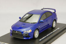 1/43 LA-X Mitsubishi Lancer Evolution X Cosmic Blue Mica L43039
