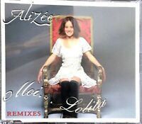 CD MAXI ALIZEE MOI...LOLITA REMIXES RARE COLLECTOR MYLENE FARMER COMME NEUF 2000