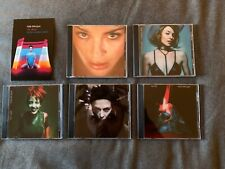 Kylie Minogue Impossible Princess Postcard & Bonus 5 Rare Maxi Single Remix Cd's