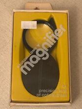 Vintage Bausch & Lomb Folding Pocket Magnifier 4x 81-23-54 Magnifier NOS