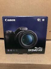 Good Canon PowerShot SX540 HS Compact Camera 20.3MP -SB2796