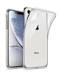 iPhone XR Clear Case, Poetic Lumos Flexible Soft Transparent Ultra-Thin Impac...