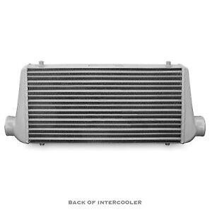 Mishimoto Performance | Tuning Universal Intercooler M Line Silver MMINT-UM