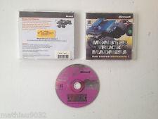 Monster truck Madness 1 MICROSOFT PC FR