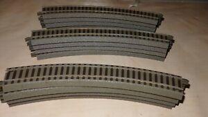 Roco Geoline 61123 Track Curved R3, Radius 434,5 MM, 30° 12 Pieces