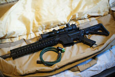 Upgraded Tippmann M4 Airsoft HPA recoil rifle package; regulator, tank, line