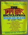The Trek Encyclopedia by John Peel 1989 Trade Paperback NEW