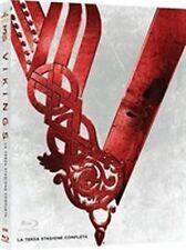 Vikings - Stagioni 1 - 3 (9 Blu-Ray) - ITALIANI ORIGINALI SIGILLATI -