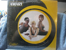 "Amari - Callin' (1998) Tommy Boy Records NEW 12"" promo hip hop sealed"