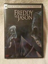 Freddy vs. Jason (Dvd, 2004, Platinum Series)
