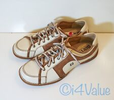 New Born men's sneakers in ivory / tan, size 11 M