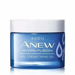 Avon Anew Hydra Fusion Gel Cream  72-HOUR CONTINUOUS HYDRATION 1.7 OZ