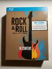 Rock & Roll Hall Of Fame In Concert (6 Blu-Ray) New Blu-Ray Disc Free S&H