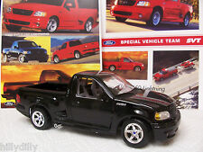 FORD  F-150  LIGHTNING  SVT &  A HAND OUT WITH SPECIFICATIONS ON THE LIGHTNING