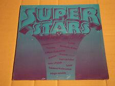 GÜNTER NORIS / ARNO FLOR - SUPER STARS - LP - NEU / OVP