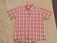 Mens Tommy Hilfiger Checked Shirt Size Large Great Condition, Plenty Life In It