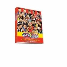 2018 AFL TEAMCOACH TEAM COACH TRADING GAME ALBUM FOLDER + PRIZE CARD IN STOCK