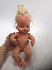 Vintage 1972 1974 New-Born Baby Doll by Mattel Blonde Fast Free Shipping