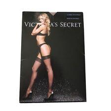 Victoria's Secret Classic Stockings sz A Nude
