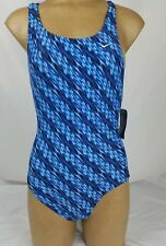 NIKE ONE PIECE SWIMSUIT BATHING SUIT OLYMPIC SPORT  size 34