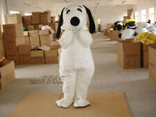 Cartoon Cute Dog Mascot Costume Cosplay Party Dress Set Adult Size