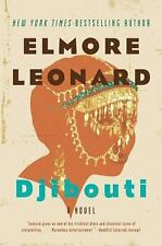 Djibouti by Elmore Leonard (2010, Hardcover) FIRST EDITION