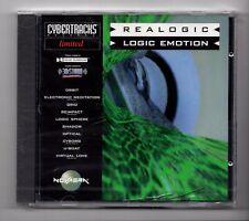 (JM968) Cybertracks Ltd NVRCD 801: Realogic, Logic Emotion - Sealed CD