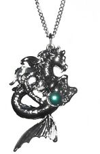 Briar Bestiary Kelpie Water Horse Amulet Pendant Necklace For Mysterious Spirit